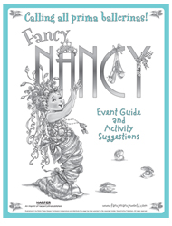 Calling all prima ballerinas! Fancy Nancy and the Mermaid Ballet
