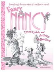 Everything's fancier when it's written in verse! Fancy Nancy: Poet Extraordinaire!