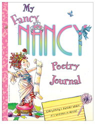 Fancy Nancy Poetry Journal